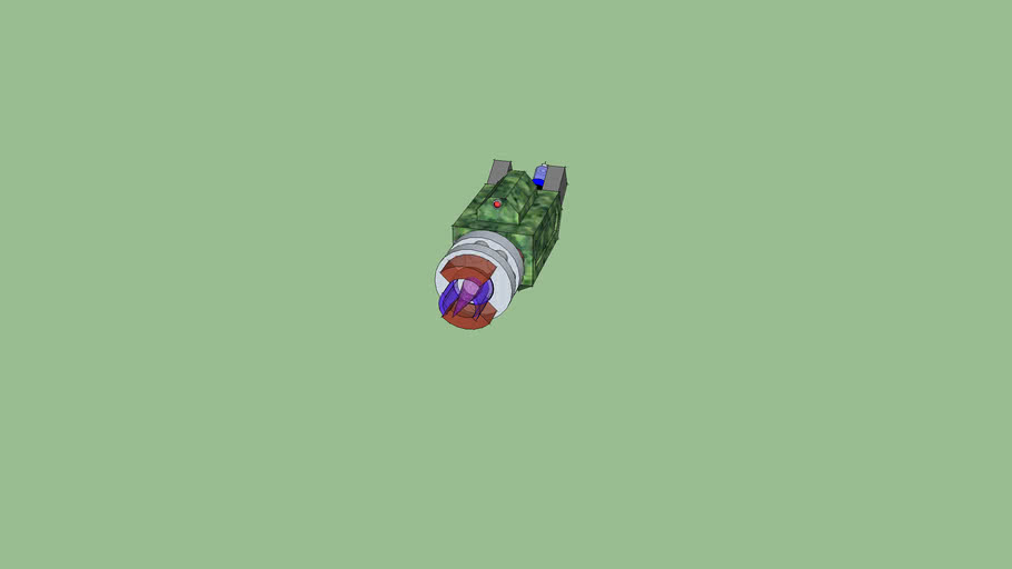 Plasma Cannon (Rotate)