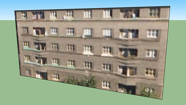 Edificio en Praga, República Checa