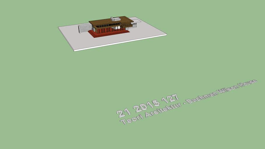 bachman wilson house by 212015127