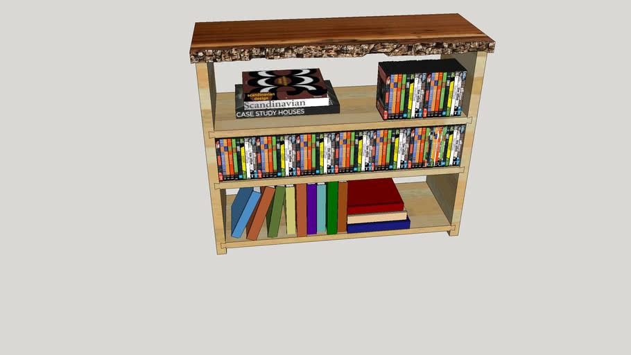 WBM Parsons Bookcase