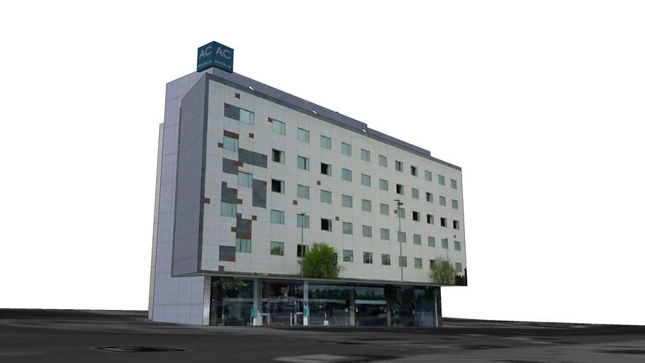 HOTEL AC. CORDOBA.-
