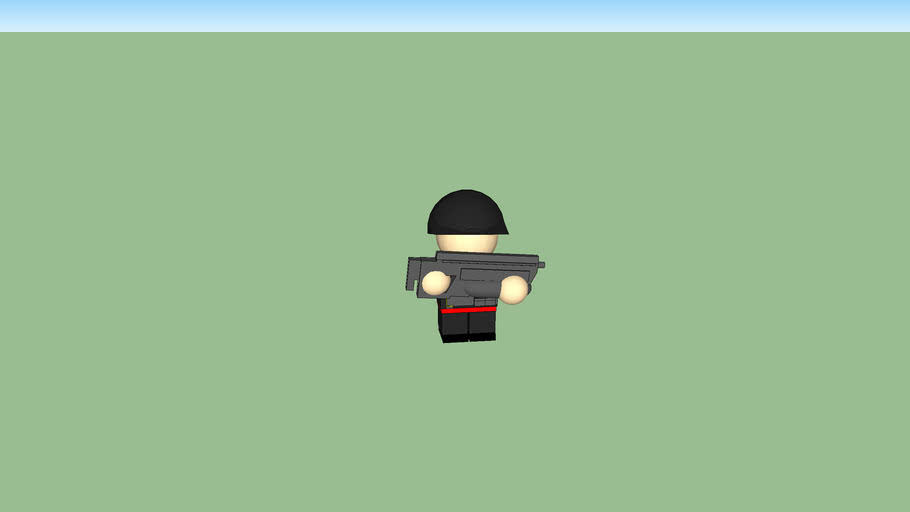 Enemy Small Soldier