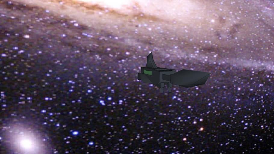 space exploration craft