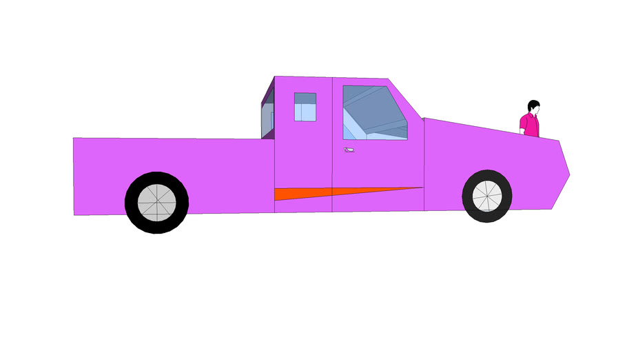 truck of cool