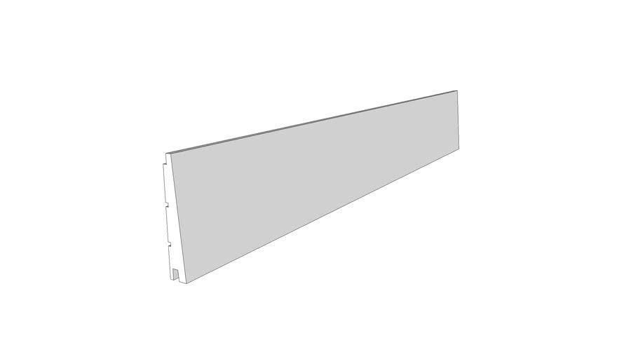Klinkbeklædning 25x150