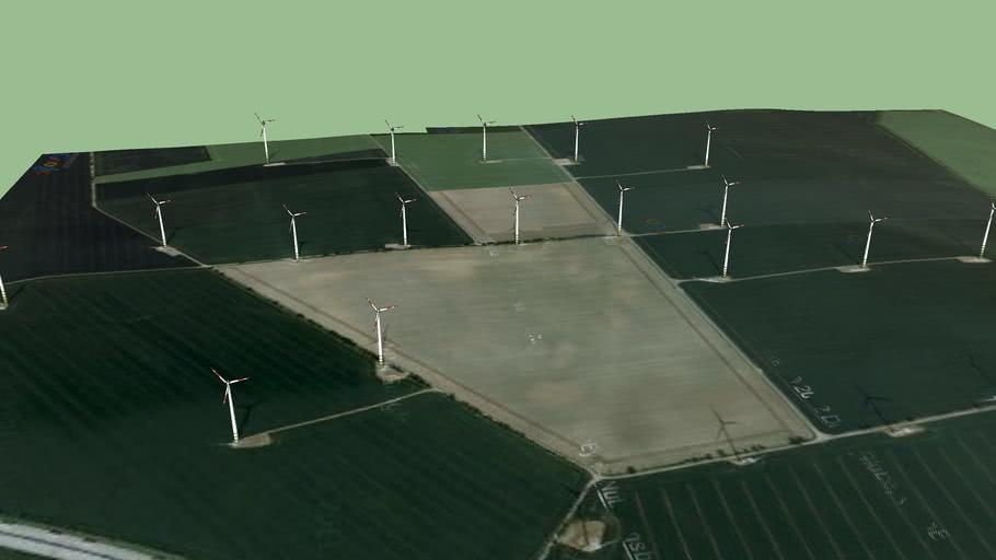 Windpark Teuchern (West 1)