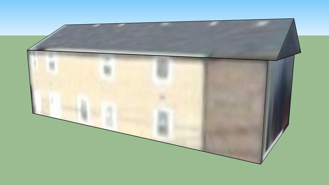 Ēka adresē Čikāga, Ilinoisa, Amerikas Savienotās Valstis