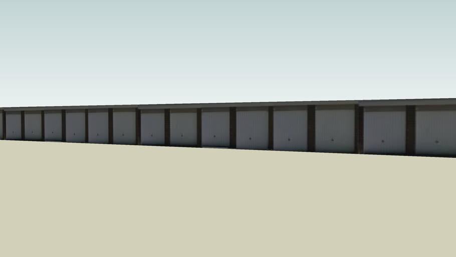 Garageboxen 1 van 2 Utrecht