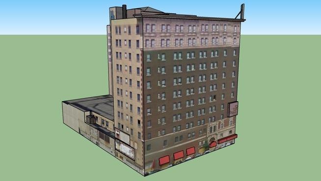 Old Royal Connaught Hotel (Hamilton, Ontario)