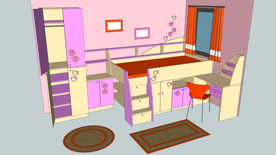 furniture for child bedroom