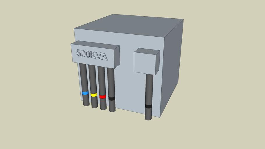 Substation 500KVA