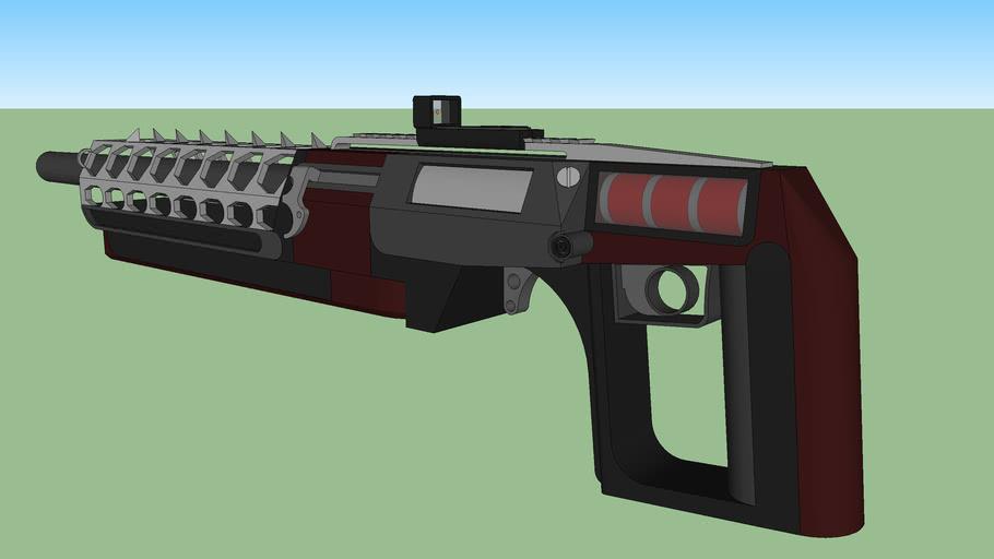 Zombie Shotgun Upgraded