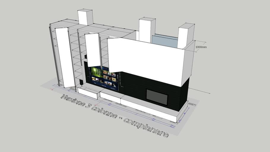 Mobile Sala TV & Camino