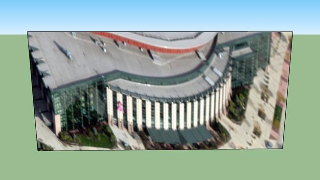 Bâtiment situé Denver, CO, États-Unis
