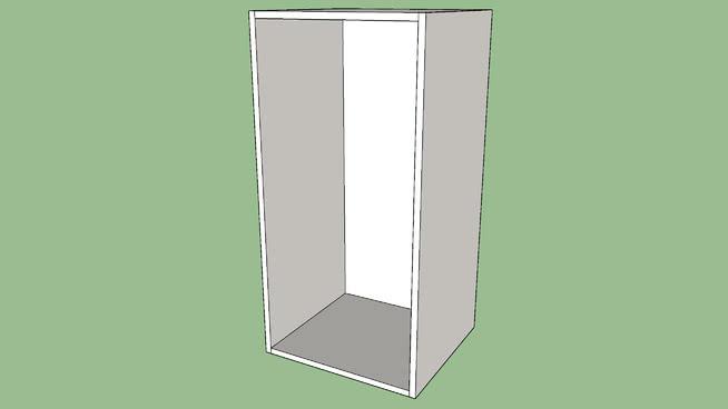 IKEA PLATSA Korpus 60x120x55