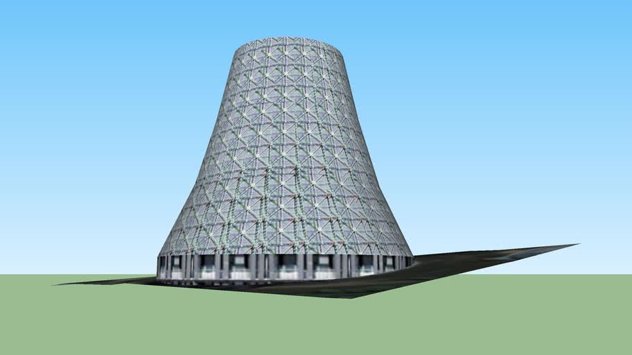 Градирня N2 ТЭЦ-2