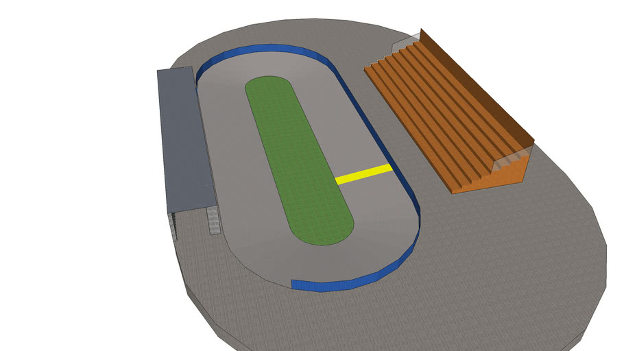 Go-kart Oval