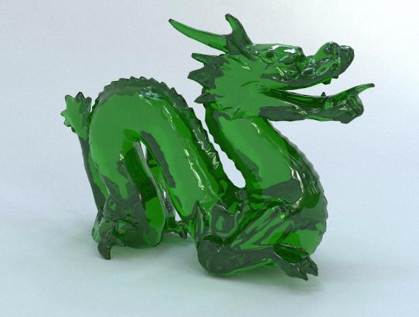 sample models for rendering