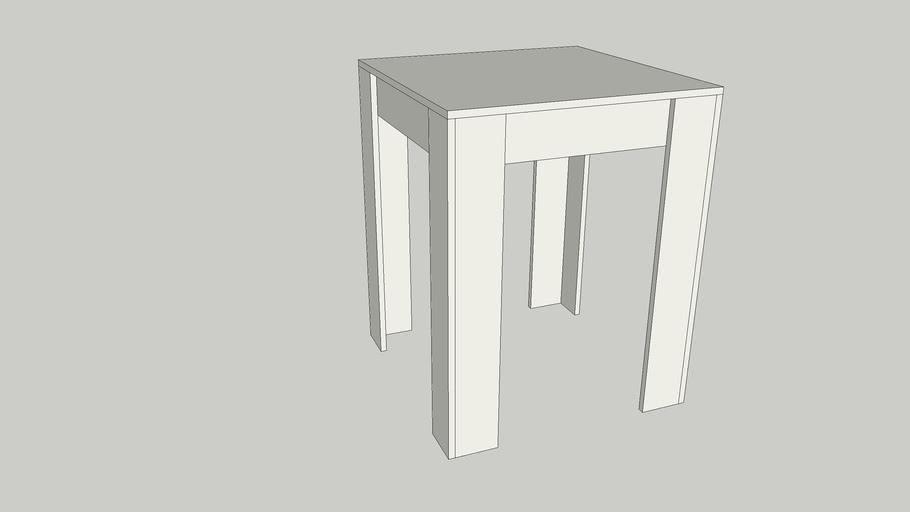 mesa aprovechamiento