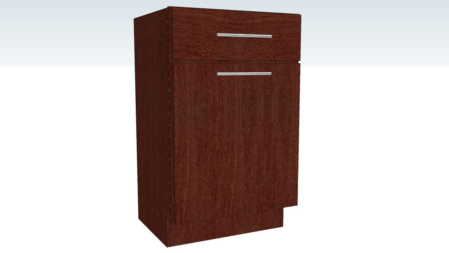 Vanity Base Single Door
