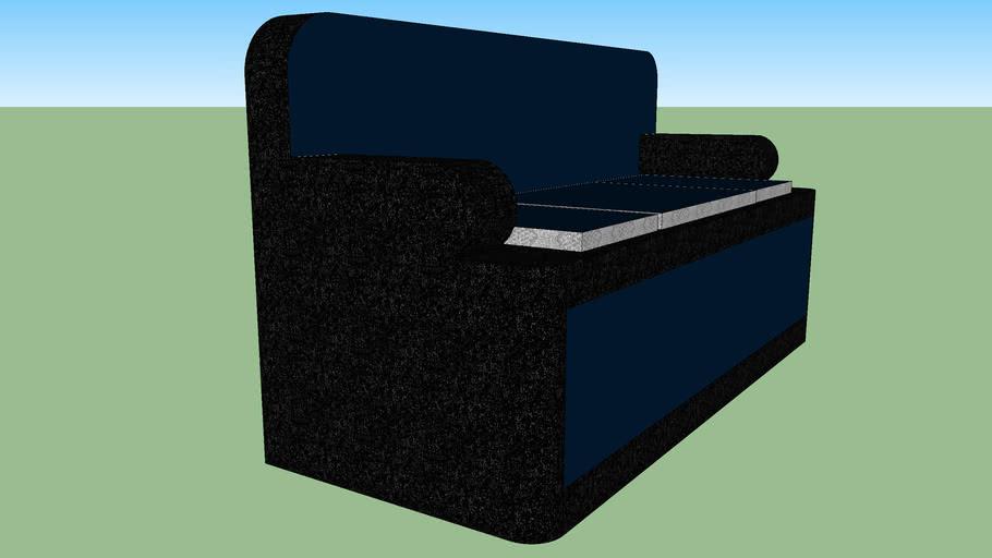 Modern Sofa  (Devil)
