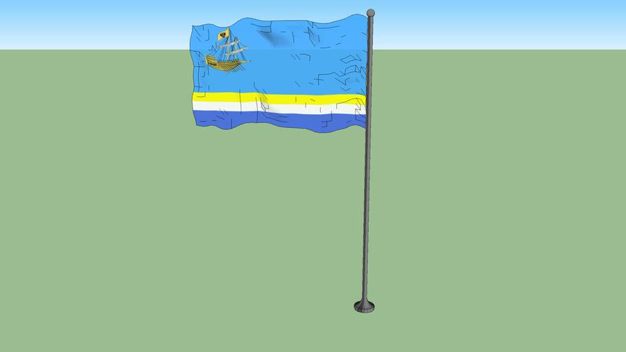 Flag of Kostroma
