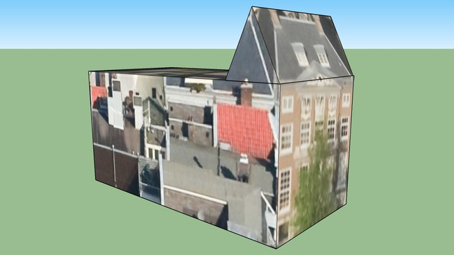 De Jacobs Ladder, Amsterdam, Nederland