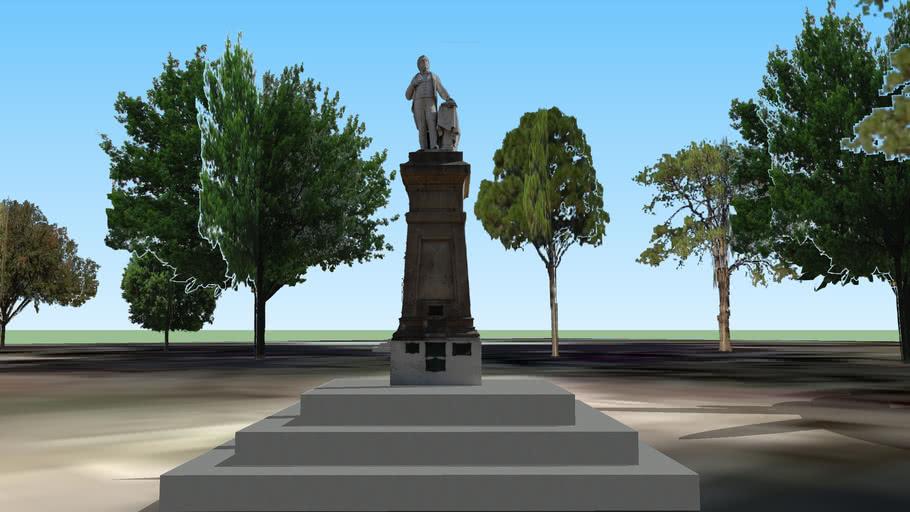 Plaza Bernardino Rivadavia, La Plata