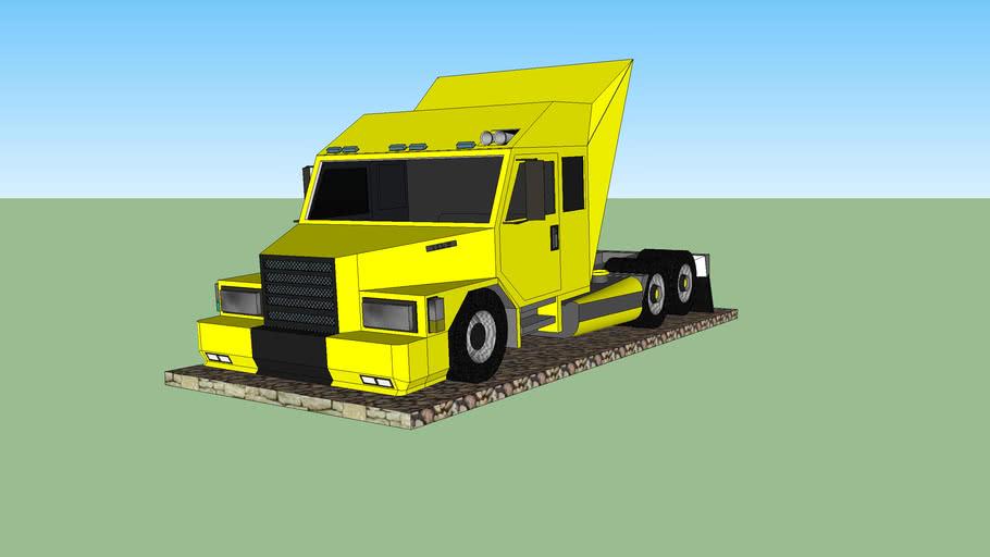 Scania 113H ( By Wilck Zanon)
