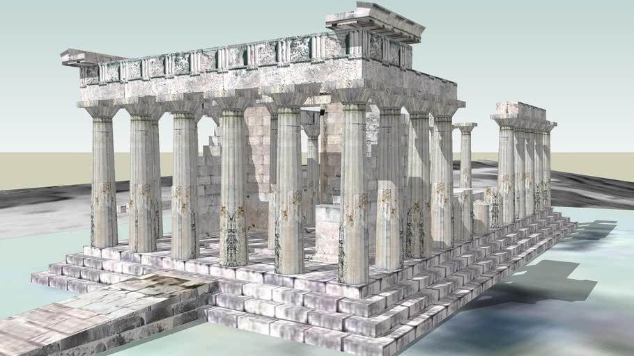 Αφαία-Temple of Aphaia, Aegina