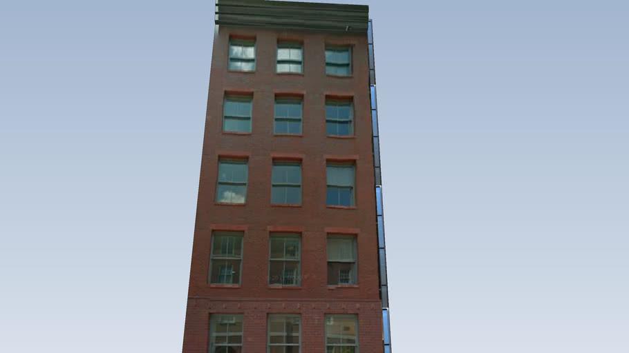 Wilf Hall- NYU Law Morris Adjmi Architects