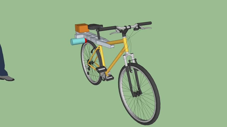 e-bike prototype
