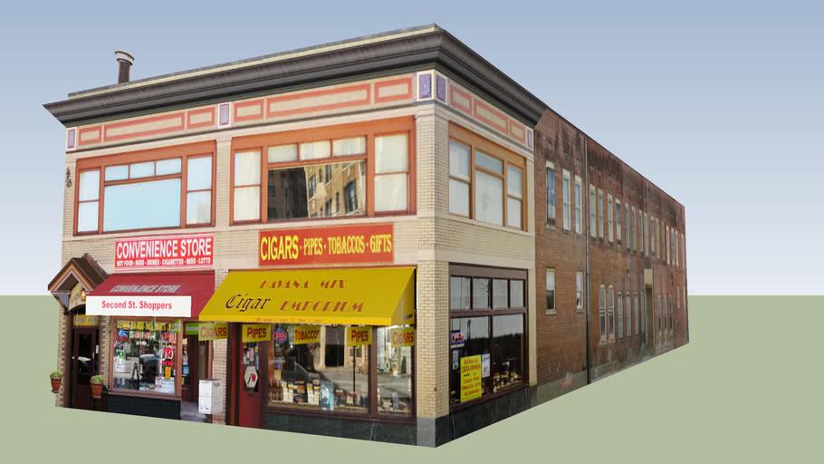 Talbot Heirs / Second Street Shoppers / Havana Mix Cigar Emporium