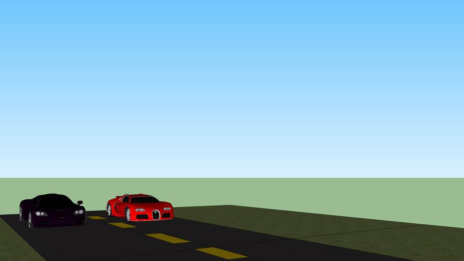 Top Gear Buggati Veyron Vs Mclaren F1