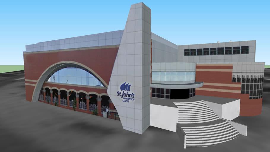 St. John's Convention Center