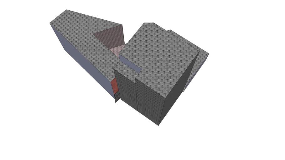 bricks of building