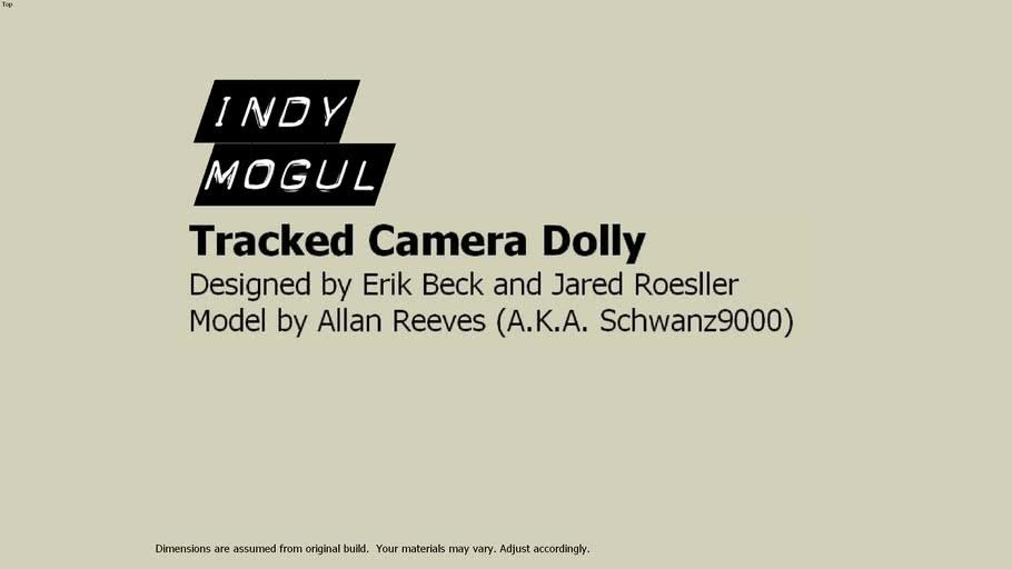 Tracked Camera Dolly