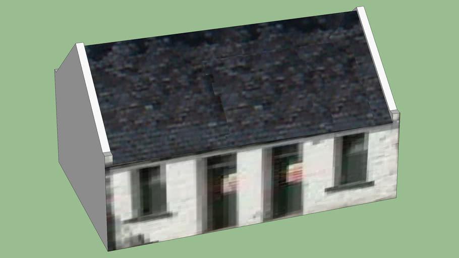 Laphroaig Distillery guard house