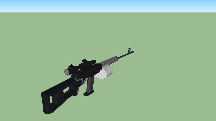 sniper psg 1+dragunov
