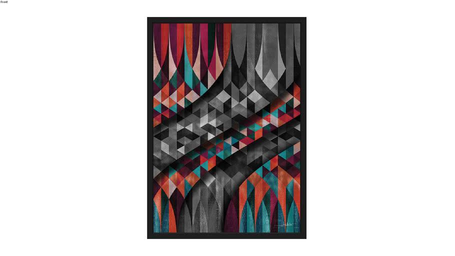 Quadro Distortion of Triangles III