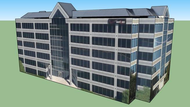 Building in Virginia Beach, VA, USA