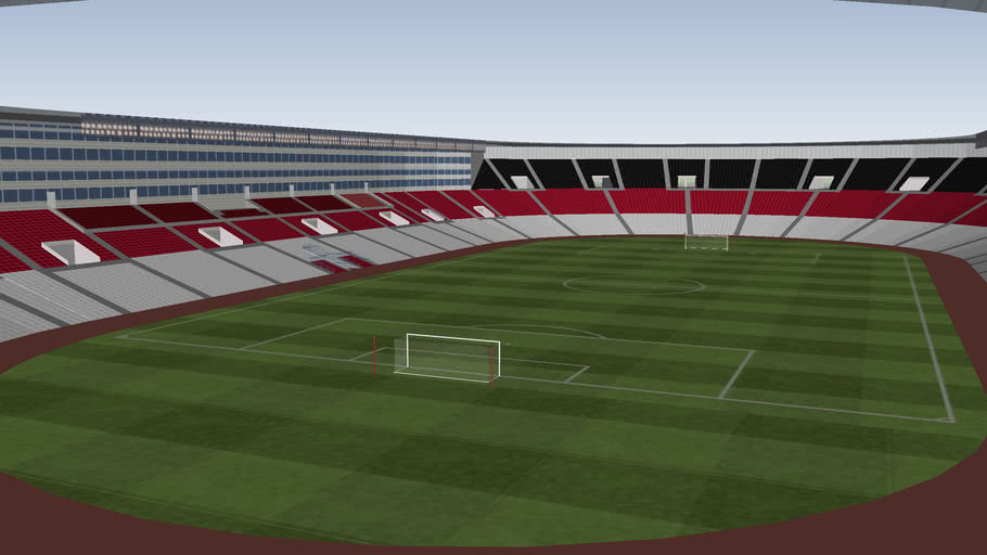 Eintracht Fulberg Kings Meadow Stadium Renovation