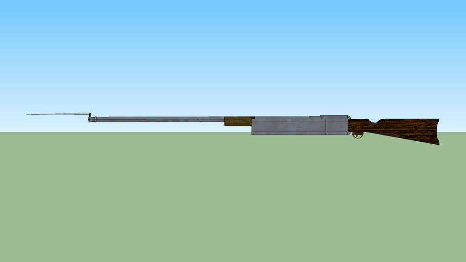 Redfield 265 Long Rifle
