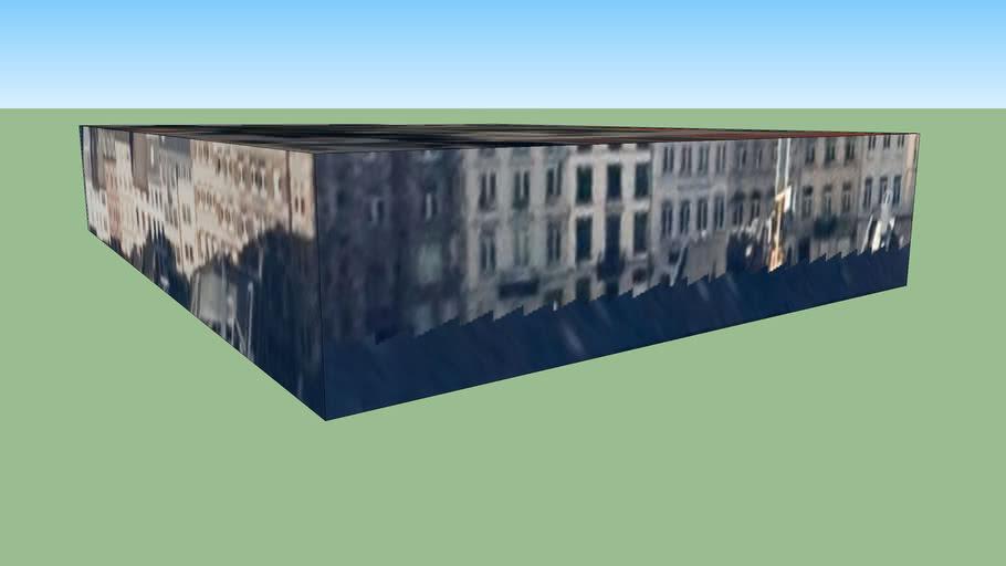 Building in Saint-Josse-ten-Noode, Belgium