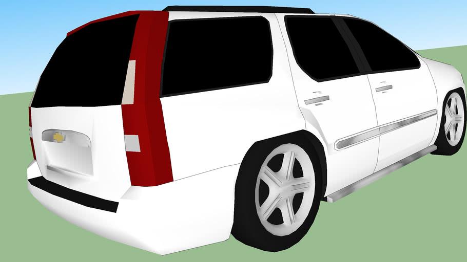 Chevrolet Tahoe (Zazo version)