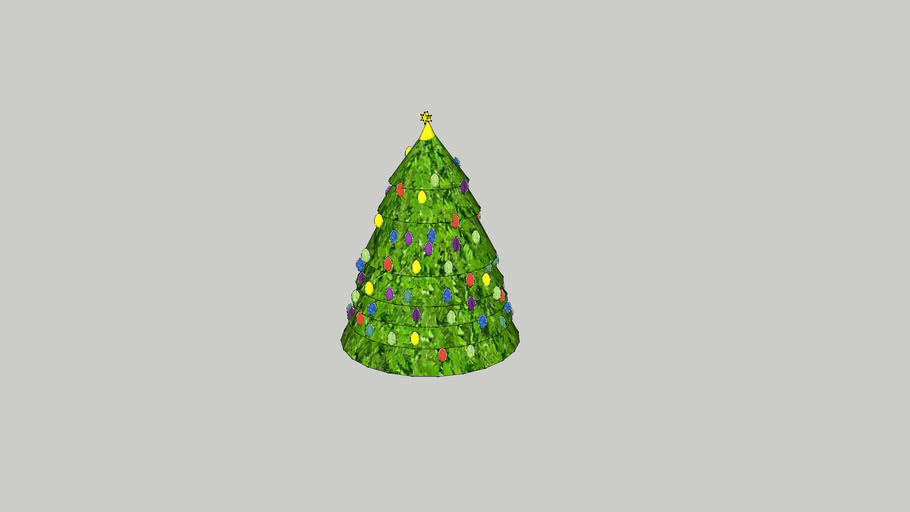BGA Christmas Tree
