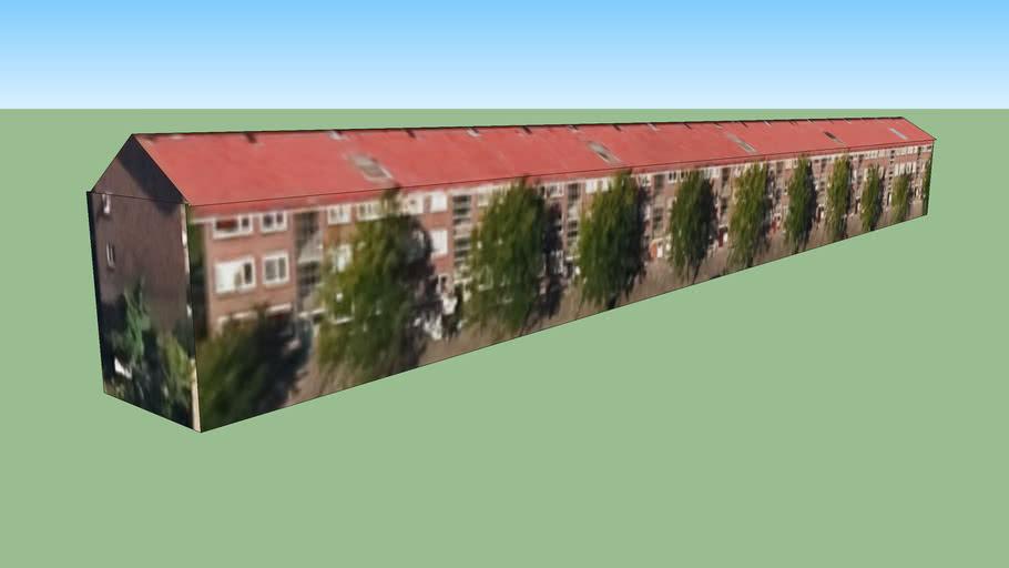 Bâtiment situé 3083ZE Rotterdam, Pays-Bas