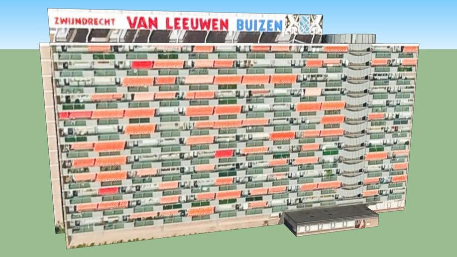 Appartementen, Rotterdam, Nederland