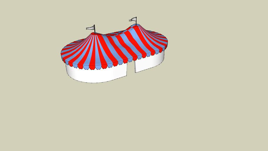 Circus Tent by pauljs75