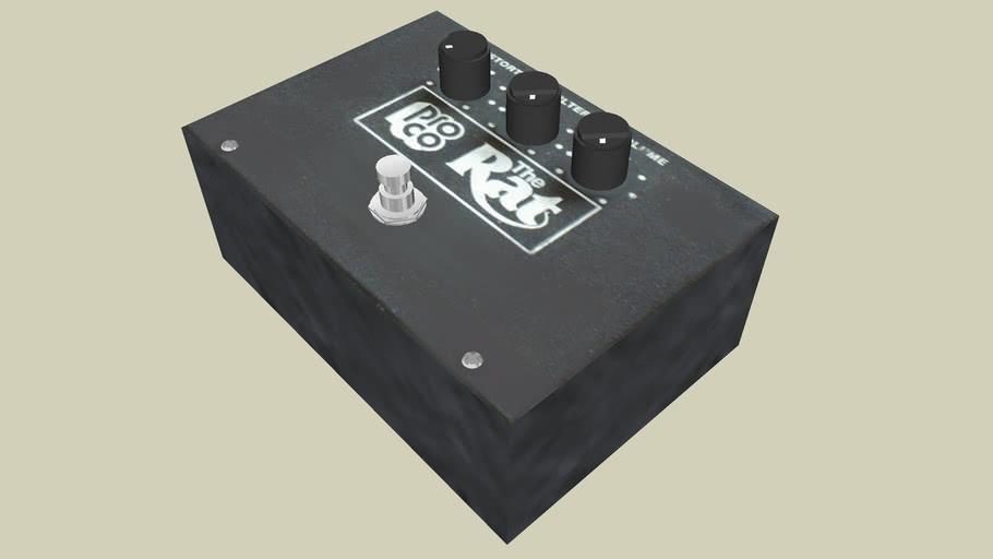 Pro Co Sound Inc. The Rat